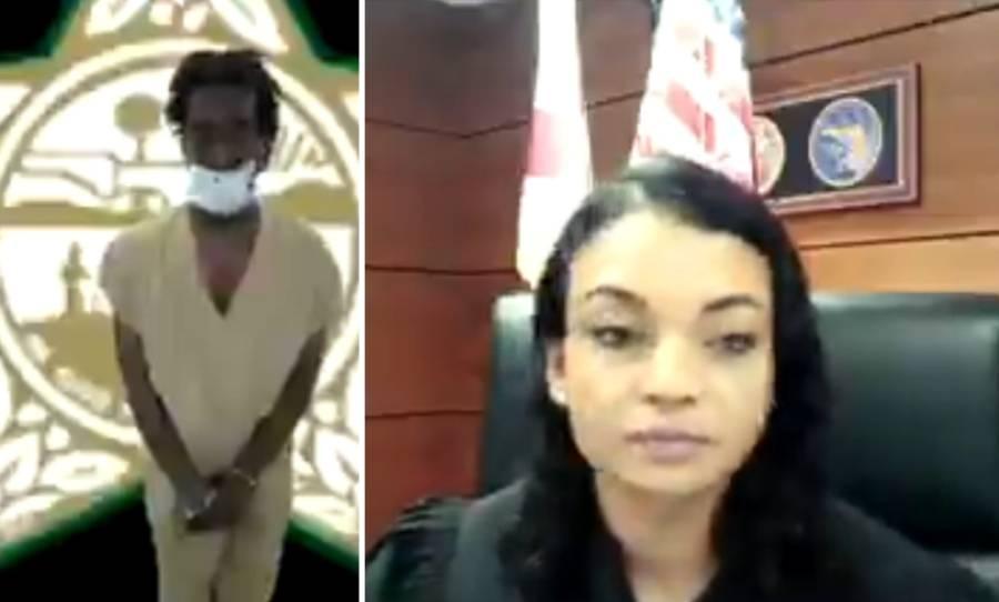'جج صاحبہ! آپ بہت خوبصورت ہیں ' مقدمے کی سماعت کے دوران ملزم نے خاتون جج کی تعریف کردی ،پھر کیا ہوا ؟