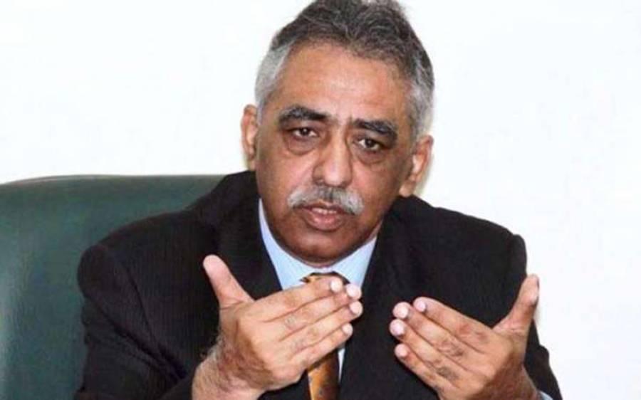 'جسٹس قیوم اور شہبازشریف غلط تھے' لیگی رہنما محمد زبیر نے اعتراف کر لیا