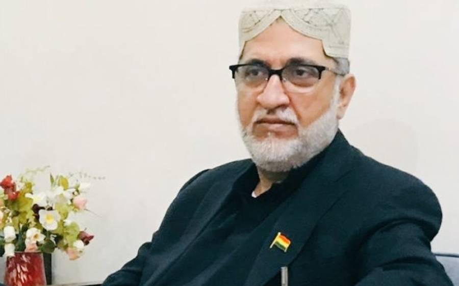 اپوزیشن جماعتیں سنجیدگی کے ساتھ صدر کے مواخذے کا لائحہ عمل تیار کریں،سردار اختر مینگل نے حکومت مخالف جماعتوں کو مشکل میں ڈال دیا