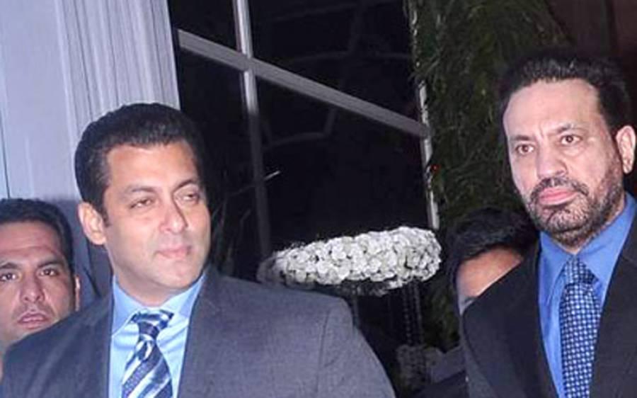 سلمان خان نے 33 سالہ پرانی ویڈیو شیئر کرتے ہوئے اپنے دیرینہ دوست کی اہلیہ کو مشورہ دیدیا