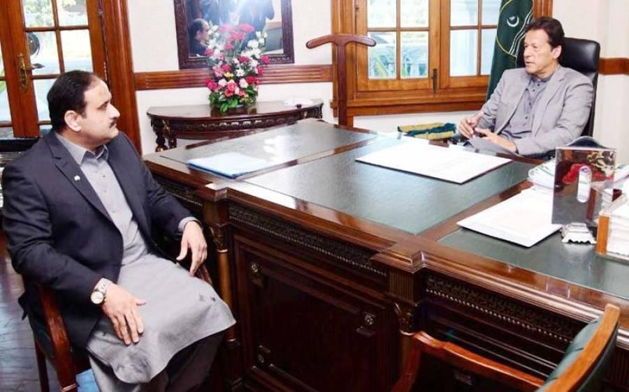 وزیراعظم سے وزیراعلیٰ عثمان بزدار کی ملاقات،صوبے کے انتظامی اور سیاسی امورپر تبادلہ خیال