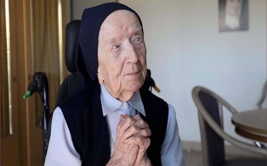 117سالہ خاتون نے کورونا وائرس کو شکست دے دی