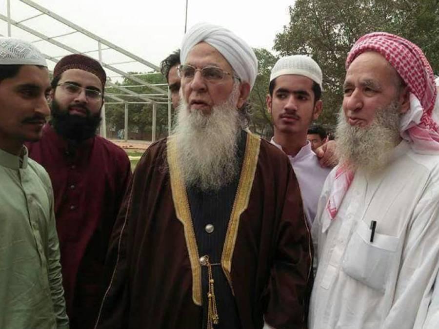 جمعیت علمائے اسلام ف کے مرکزی رہنماء مولانا سیف الدین سیف انتقال کر گئے