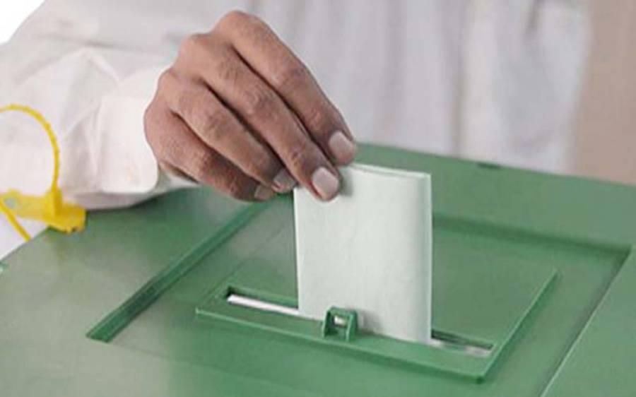 سندھ کے دو اور بلوچستان کے ایک حلقے میں ضمنی انتخاب، پولنگ کا عمل جاری