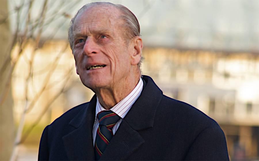 ٹریفک اہلکار نے ملکہ برطانیہ کے شوہر شہزادہ فلپ کی سکیورٹی کار کا چالان کردیا