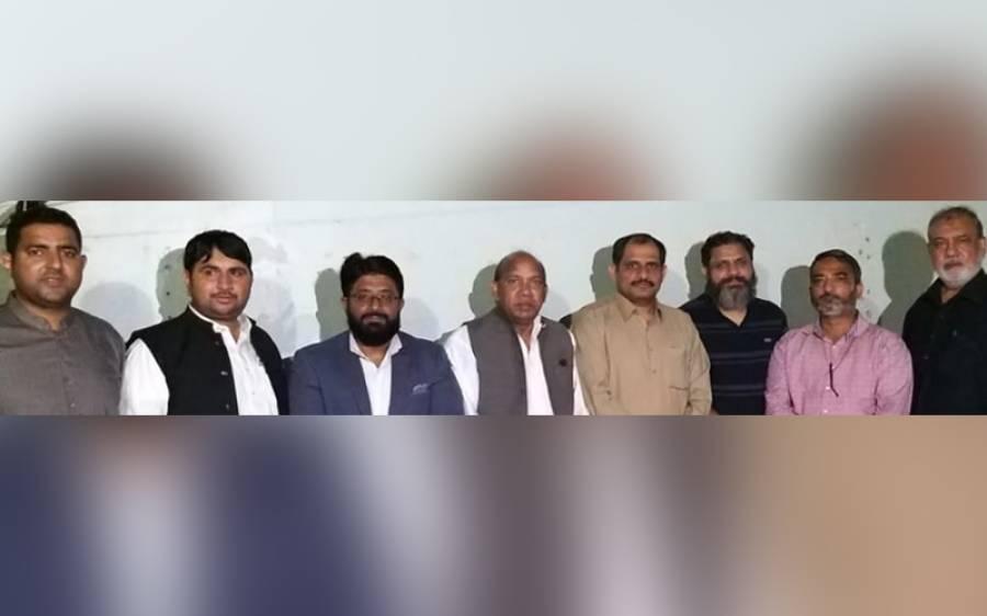سینیٹر مشاہد اللہ خان کے انتقال پر مسلم لیگ ن امارات کے رہنماﺅں کی تعزیت