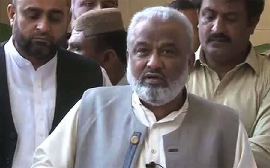 حکومتی اتحادی گرینڈ ڈیموکریٹک الائنس کے اہم رہنما نے پاکستان تحریک انصاف پر الزام عائد کر دیا