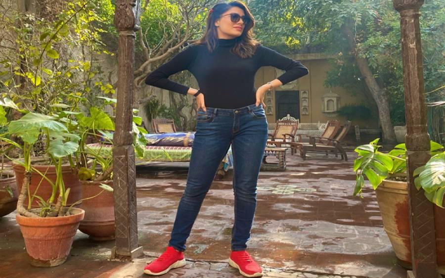 خود سے منسوب جعلی فحش ویڈیو، اداکارہ مہوش حیات نے بڑا اعلان کردیا