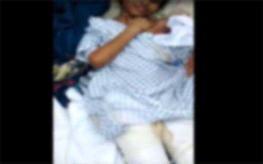 فیصل آبادمیں افسوسناک واقعہ، 11 سالہ گھریلو ملازمہ پر وحشیانہ تشدد، زندہ جلانے کی کوشش