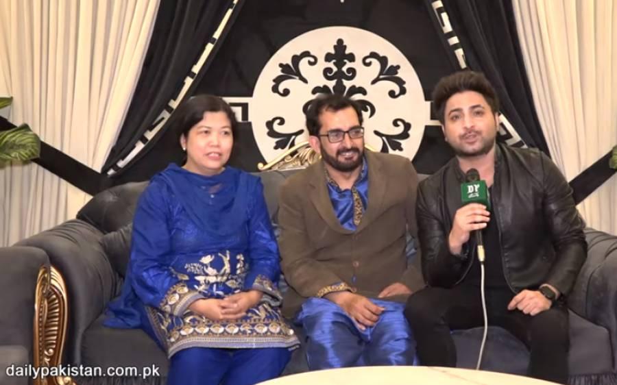 فلپائن سے آئی ہوئی لڑکی نے پاکستانی لڑکے سے شادی کرلی، قرآن بھی حفظ کیا نماز روزہ بھی رکھتی ہے