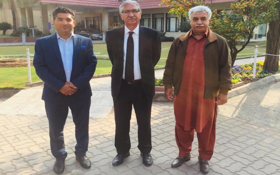 اسد نواز کی پاکستان میں پیپلز پارٹی کی اعلیٰ قیادت سے ملاقاتیں، سیاسی امور پر تبادلہ خیال