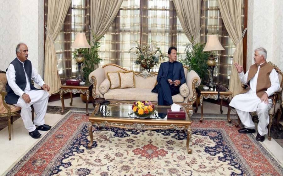 غیورقبائلیوں نے ملک کے لیے بے دریغ قربانیاں دی ہیں: وزیراعظم عمران خان