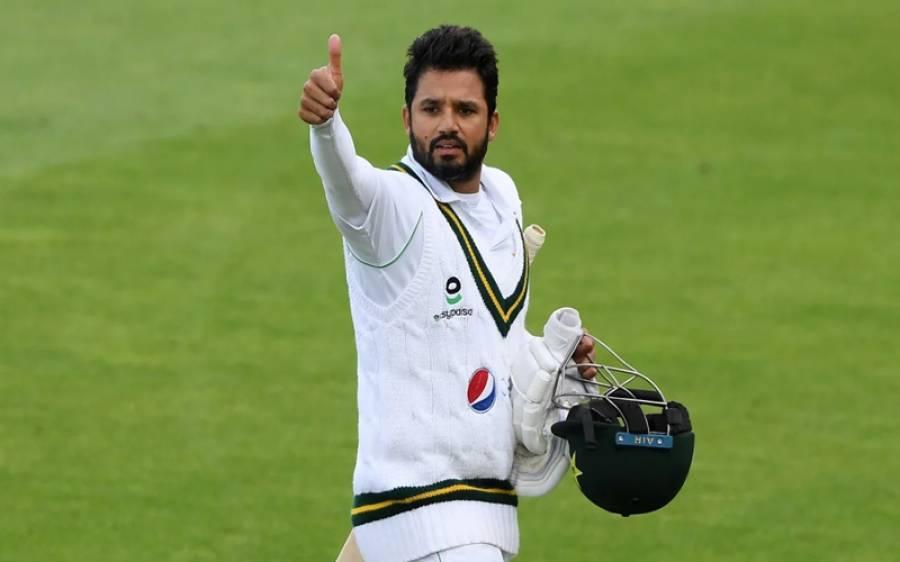 'گولف کھیلنے کی وجہ سے محمد حفیظ کی کرکٹ میں بہتری آئی' اظہر علی کا حیران کن دعویٰ