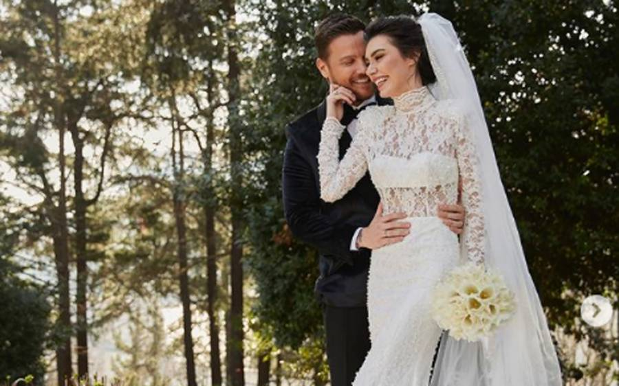 ترک ڈرامہ سیریل ارطغرل کی معروف اداکارہ نے شادی کرلی