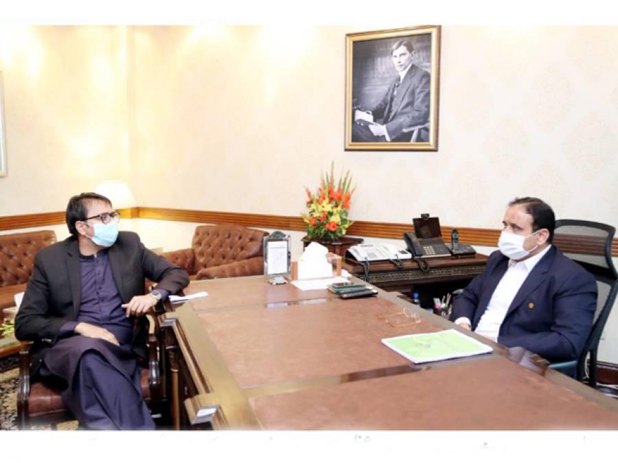وزیر اعلیٰ پنجاب سےڈاکٹر شہبازگل کی ملاقات ، سیاسی صورتحال اورسینیٹ الیکشن پر تبادلہ خیال