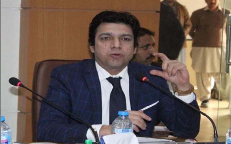 نااہلی کیس، الیکشن کمیشن نے عدم پیشی پر فیصل واوڈا کو 50 ہزار روپے جرمانہ کردیا