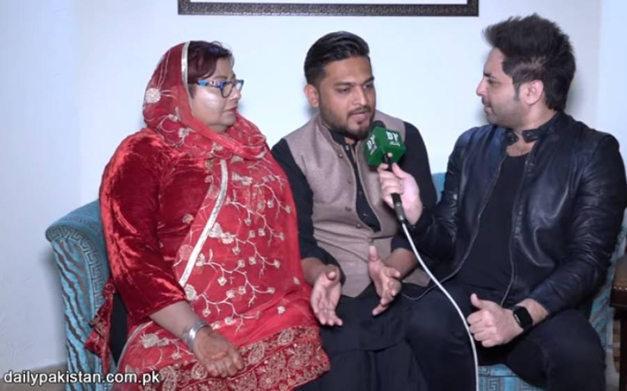 57 سالہ کنواری امریکی خاتون پاکستان آکر راولپنڈی کے 27 سالہ نوجوان کی دلہن بن گئی