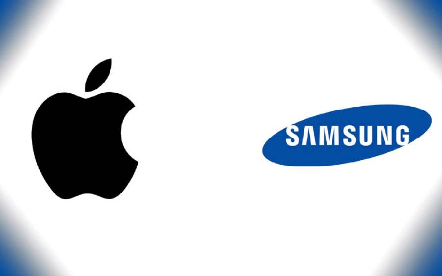 ایپل نے سام سنگ کو پیچھے چھوڑ دیا، اتنے فون بیچ ڈالے کہ تاریخ رقم کردی