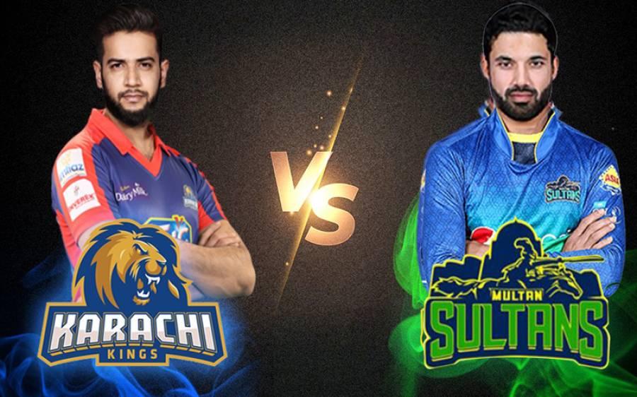 آج سے پہلے ملتان اور کراچی کی ٹیموں نے 5 میچز کھیلے، 4 میں کون فاتح رہا؟ دلچسپ تفصیلات جانئے