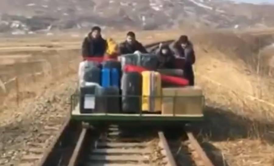 روسی سفارتکاروں کے شمالی کوریا سے فرار کی مبینہ ویڈیو سامنے آگئی