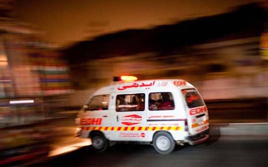 کراچی کے علاقے اورنگی نمبر ایک میں دھماکہ