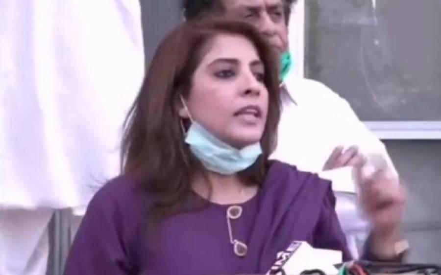 سندھ ہائی کورٹ نے پلوشہ خان کو سینیٹ انتخابات کیلئے اہل قرار دےدیا