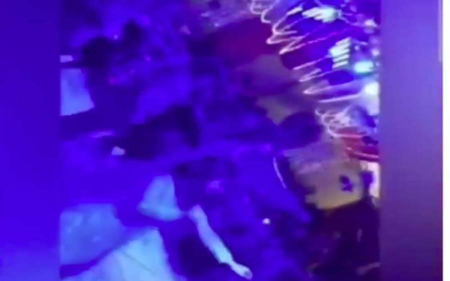 پی ایس ایل کا ترانہ شادیوں پر بھی بجنے لگا، معروف گلوکارہ کے پی ایس ایل ترانے پر ڈانس کی ویڈیو وائرل