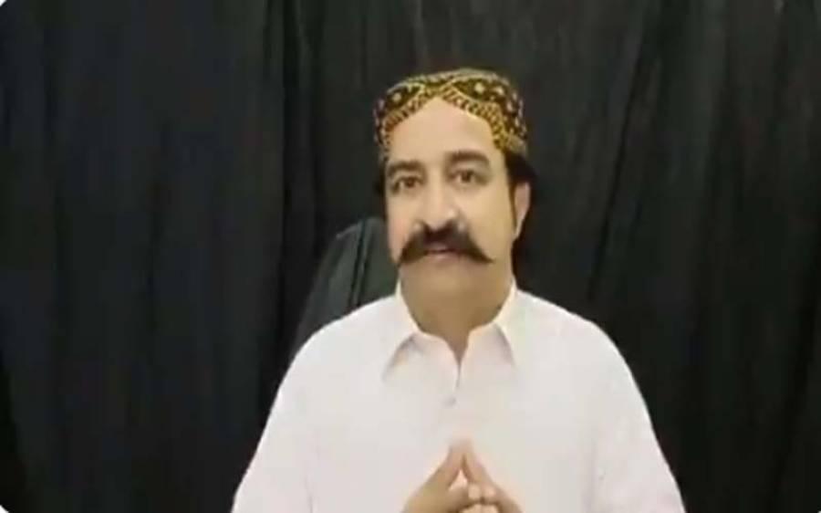 تحریک انصاف کا اپنے3 اراکین سندھ اسمبلی کے اغوا ہونے کا دعوی، مبینہ مغوی رکن اسمبلی سامنے آگئے ، ویڈیو پیغام جاری