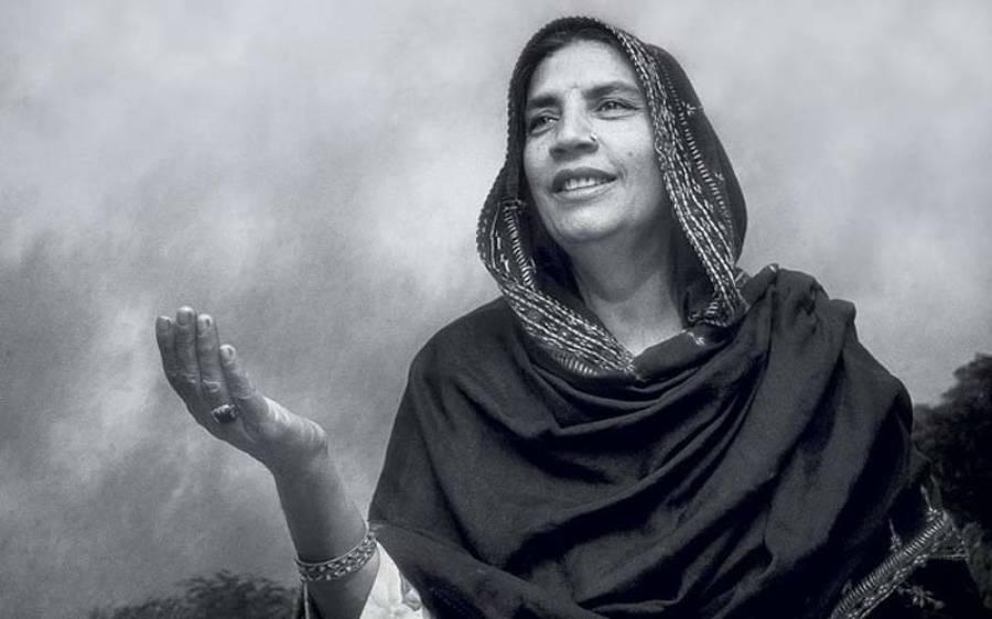 گلوکارہ ریشماں کا صاحبزادہ انتقال کر گیا