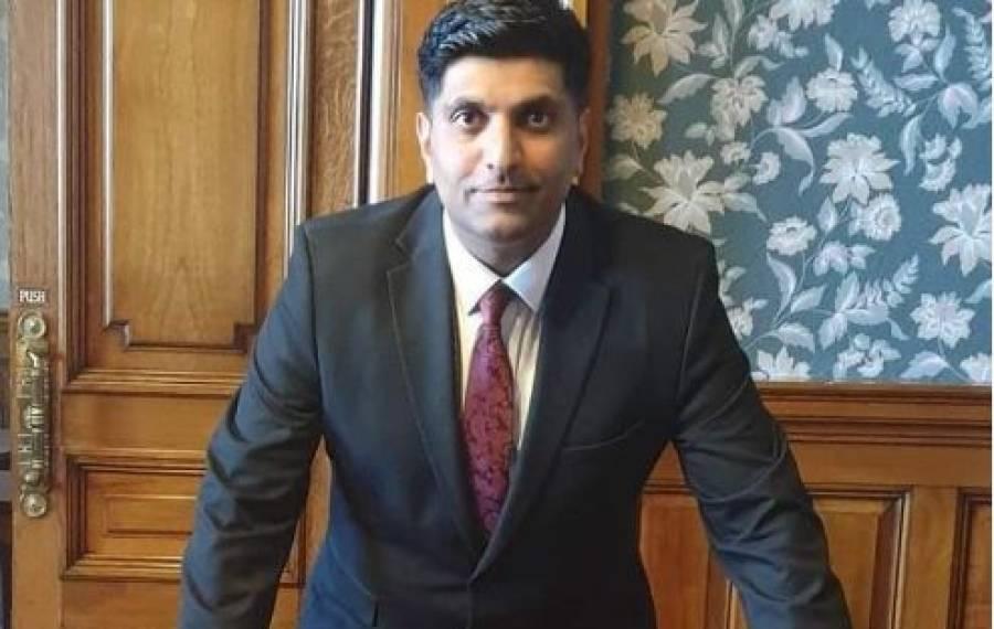 پاکستانی نژاد لارڈ واجد خان آج ہائوس آف لارڈز میں حلف اٹھائیں گے
