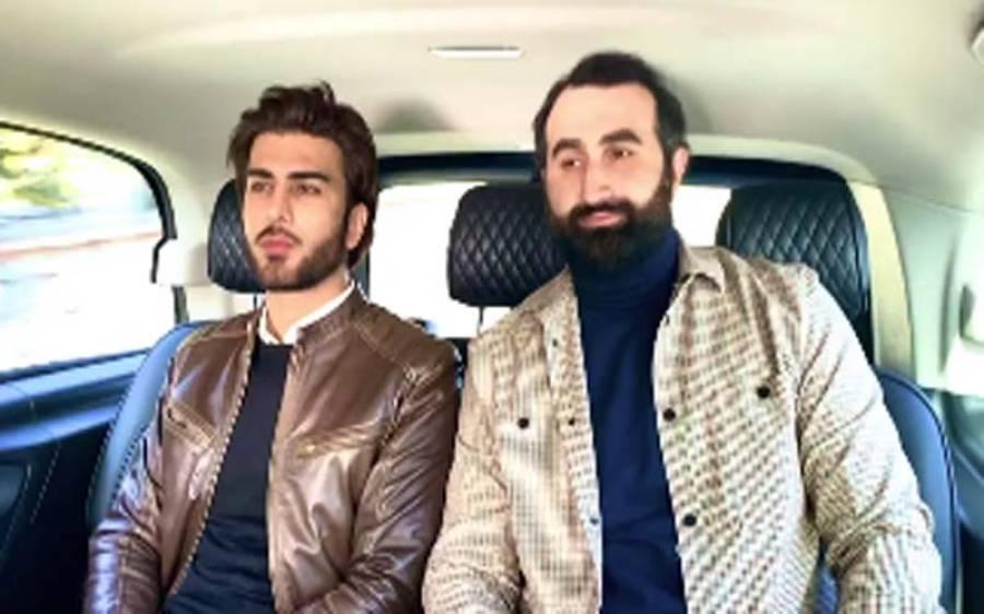 عبدالرحمن غازی بھی ' دل دل پاکستان ' کے دیوانے ، ملی نغمہ گانے کی ویڈیو سوشل میڈیا پر وائرل