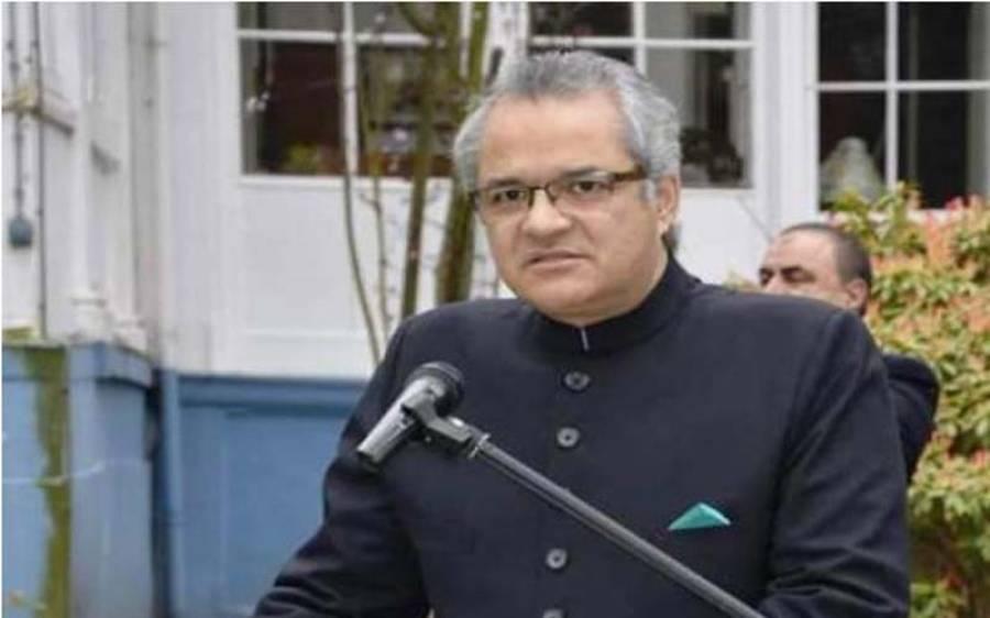 شجاعت راٹھورسپین میں پاکستانی سفیر تعینات