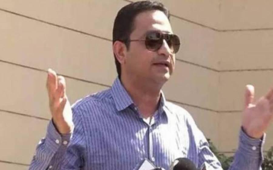 سندھ اسمبلی :سینیٹ الیکشن کے دوران خرم شیر زمان کی جیب سے موبائل فون نکل آیا