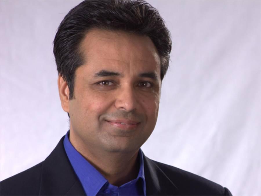 یوسف گیلانی کی تاریخی فتح ، صحافی طلعت حسین نے حکومتی زخموں پر نمک چھڑکتے ہوئے حفیظ شیخ سے بڑا مطالبہ کردیا