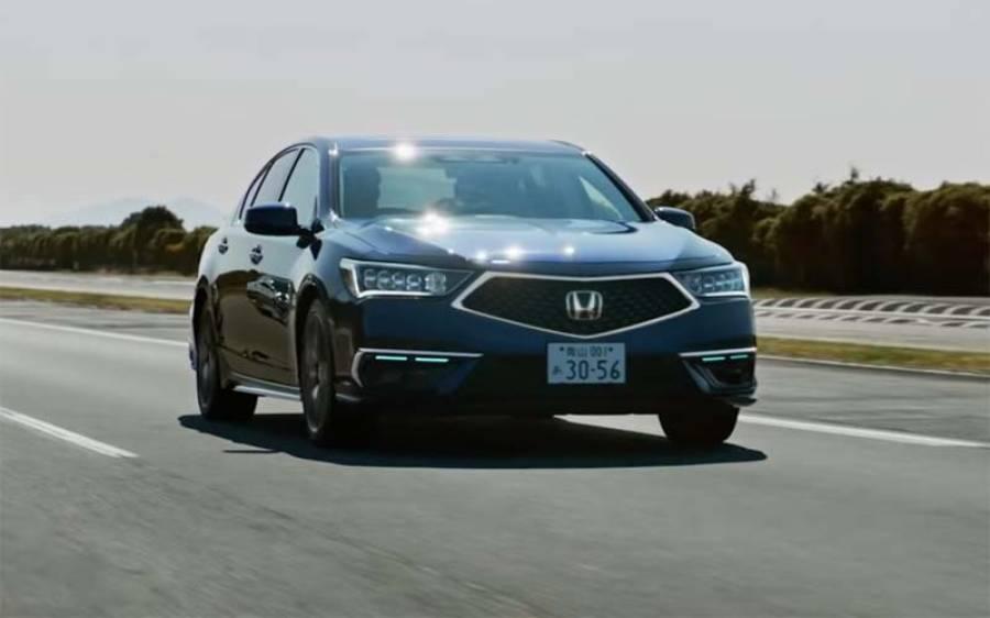 جاپانی کمپنی ہونڈا نے خود کار گاڑی متعارف کرادی،پاکستانی کتنے روپے میں خریدی جا سکتی ہے ؟ گاڑیوں کے شوقین افراد کے لیے دلچسپ خبر