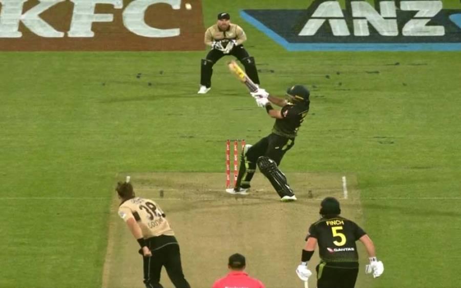نیوزی لینڈ بمقابلہ آسڑیلیا، چوتھے ٹی 20 میچ کا نتیجہ سامنے آگیا