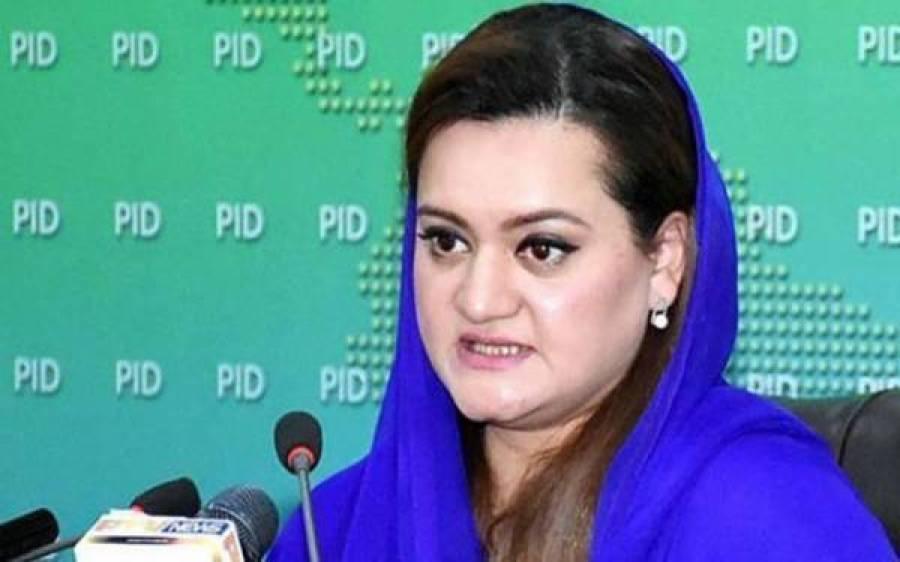 ملک میں وزیراعظم نہیں ،غنڈہ ،بدمعاش اور دہشتگردمسلط ہے، مریم اورنگزیب