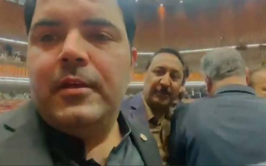 ویڈیو میں ہم دونوں ہی تھے ، سینیٹ انتخابات میں خریدوفروخت ملوث ارکان اسمبلی کا وزیراعظم کے سامنے اعتراف