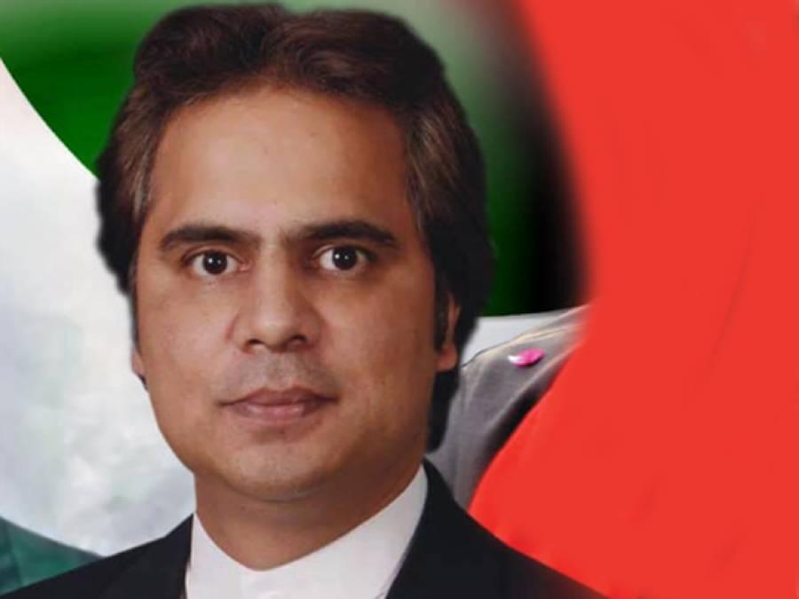 گلاس مانگنے پر الیکشن کمیشن نے پورا ڈرم دے دیا، علی اسجد ملہی کی الیکشن کمیشن پر تنقید