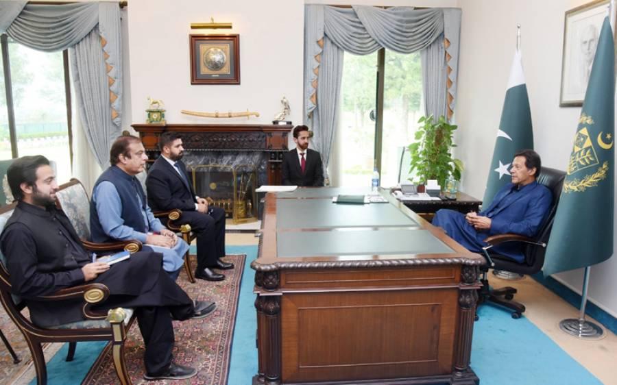 وزیر اطلاعات و نشریات کی وزیر اعظم کو ڈیجیٹل ایڈورٹائزنگ پالیسی پر بریفنگ