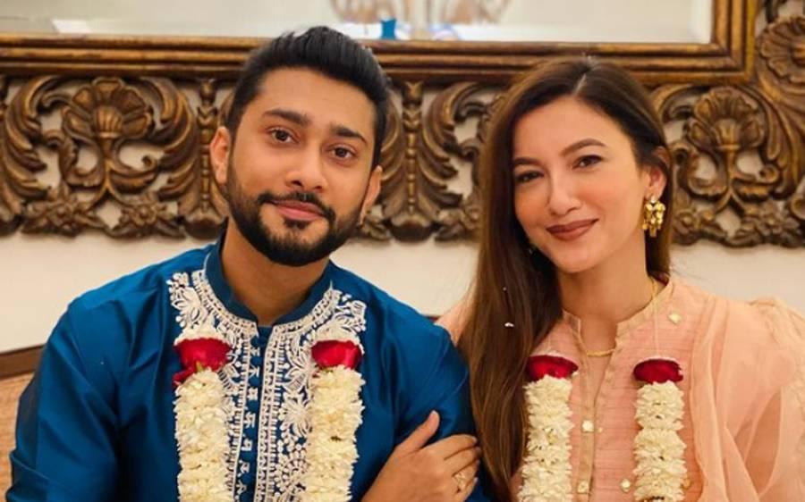 ماڈل و اداکارہ گوہر خان اپنے شوہر کی عمر اور اپنے حاملہ ہونے سے متعلق خبروں پر پھٹ پڑیں