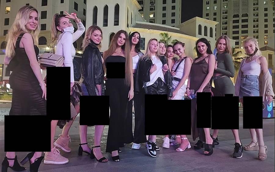 دبئی میں بالکونی میں برہنہ حالت میں کھڑے ہوکر ویڈیو بنانیوالی درجنوں لڑکیاں دراصل کون نکلیں؟ پتہ چل گیا