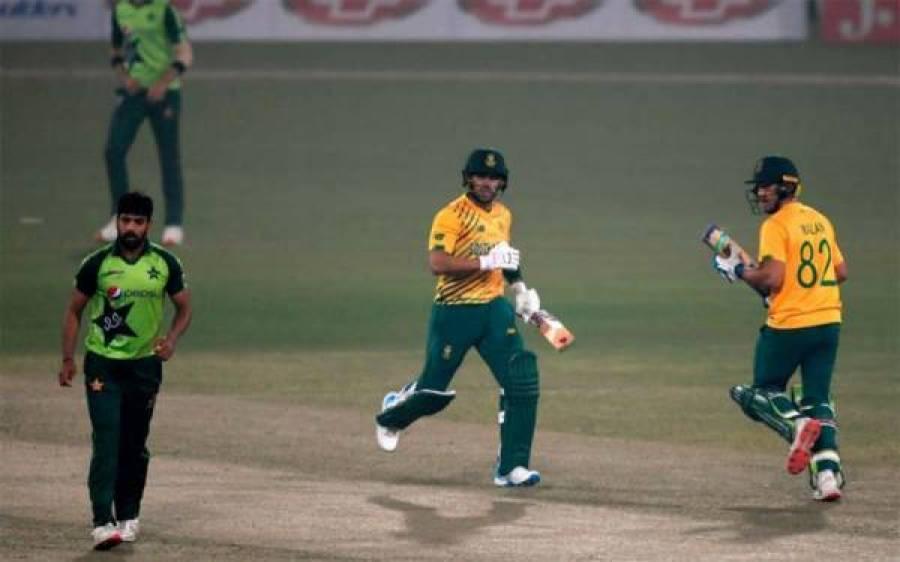 جنوبی افریقہ بمقابلہ پاکستان، فیصلہ کن ون ڈے میچ آج کھیلا جائے گا