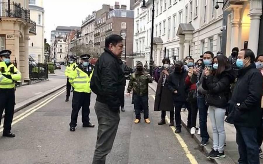 برطانیہ میں میانمار کے سفارتخانے پر بھی فوجی اتاشی نے قبضہ کر لیا، سفیر بے دخل