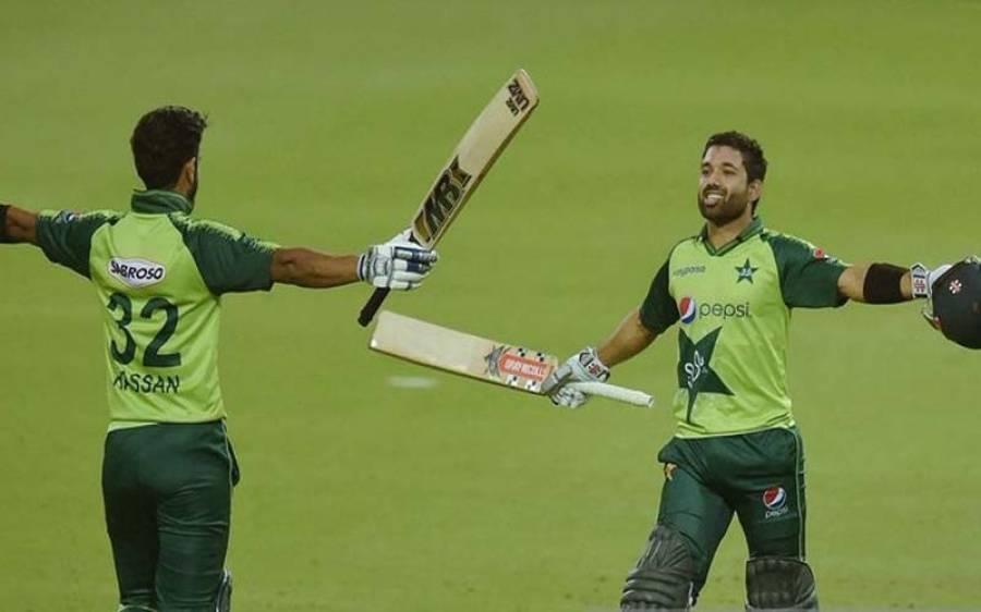 جنوبی افریقہ کے خلاف جیت کے ساتھ ہی پاکستانی ٹیم نے ایک ریکارڈ بھی بنالیا،سب ٹیموں کو پیچھے چھوڑ دیا