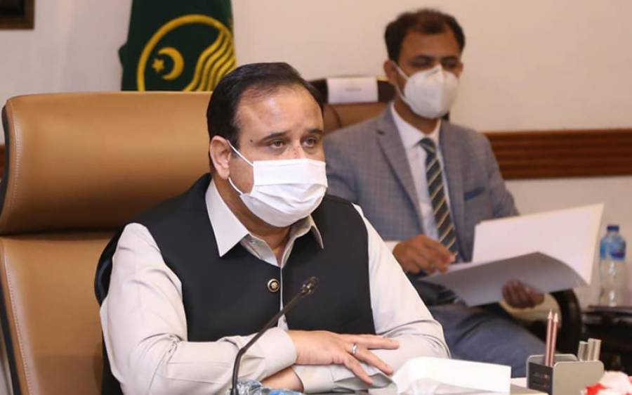 وزیراعلیٰ پنجاب کا کورونا پر قابو پانے کے لئے مزید سخت اقدامات کا عندیہ