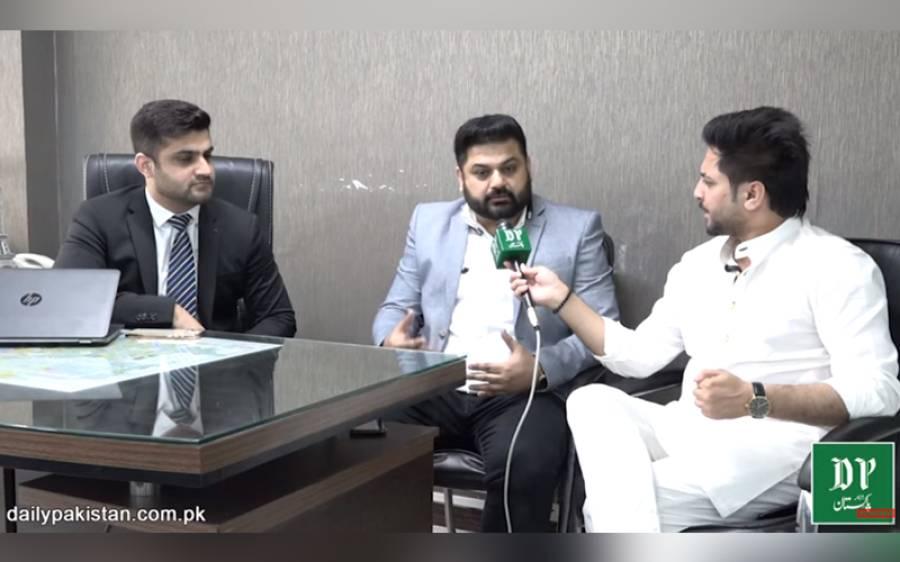بیرون ملک پاکستانیوں کو رئیل اسٹیٹ میں سرمایہ کاری کرنے میں معاونت فراہم کرنے والا ٹائٹینیم گروپ