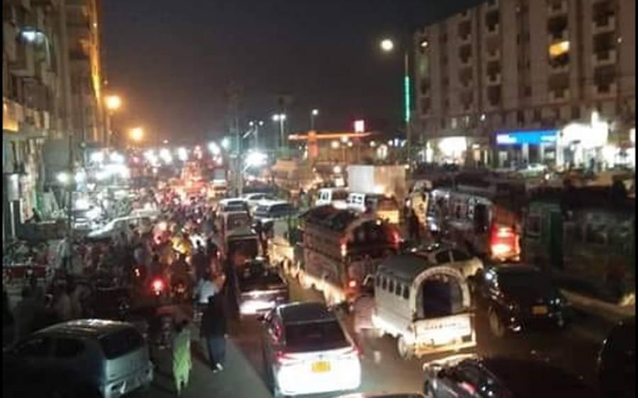 تین روز سے جاری احتجاج ختم ، بند سڑکیں کھل گئیں