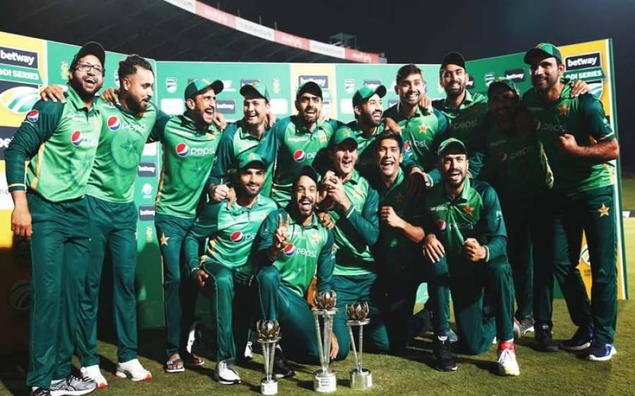 جنوبی افریقہ کے خلاف فتح کیساتھ پاکستانی ٹیم نے ایک اور ریکارڈ بھی قائم کردیا