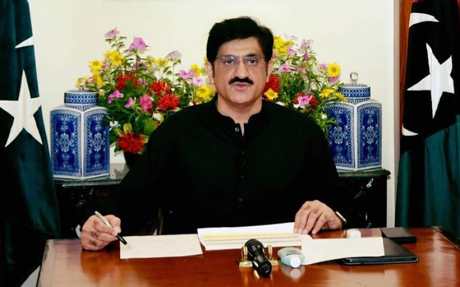 ملک کی معاشی صورتحال بہت گھمبیر ، مردم شماری پر سندھ کے ساتھ شدید ناانصافی کی گئی ، مرادعلی شاہ کھل کر بول پڑے